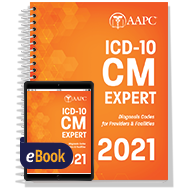 2021 ICD-10-CM Complete Code Set - Print + eBook