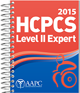 2015 HCPCS Level II