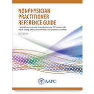 Nonphysician Practitioner Reference Guide - First Edition