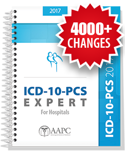 2017 ICD-10-PCS Complete Code Set
