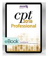2018 AMA CPT Professional - eBook