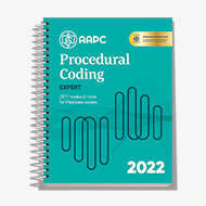 Procedural Coding Expert 2022