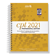 AMA CPT Professional 2021