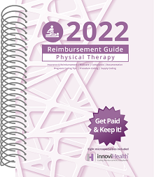 2022 Reimbursement Guide for Physical Therapy (InnoviHealth)