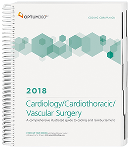 Vendor book store aapc 2018 coding companion for cardiologycardiothoracic surgery vascular surgery optum publisher optum360 isbn 978 1 62254 305 2 price 19995 fandeluxe Image collections