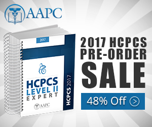 2017 HCPCS Level II Book
